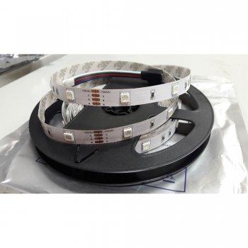 Светодиодная лента SMD-5050 IP22 30leds RGB