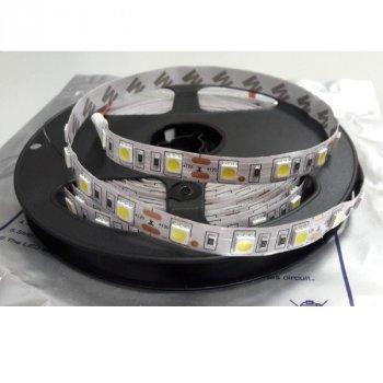 Светодиодная лента 5050-60LED-12V-IP22, 6500K