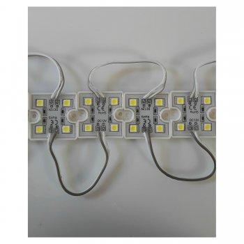 Светодиодный модуль SLS-5050×4 white IP65